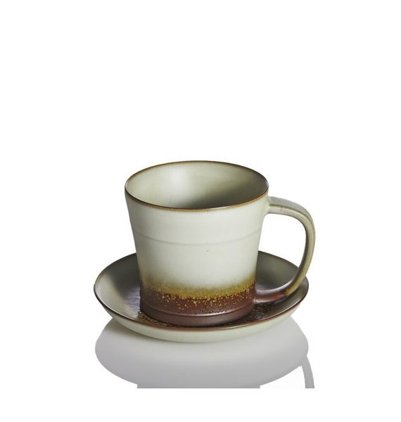 product-image-acera-past-time-tea-coffee-cup-with-saucer-oil-spot-eggshell-clay-glaze