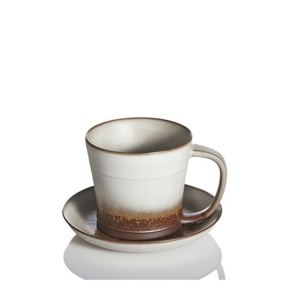 product-image-acera-past-time-tea-coffee-cup-with-saucer-oil-spot-white-glaze